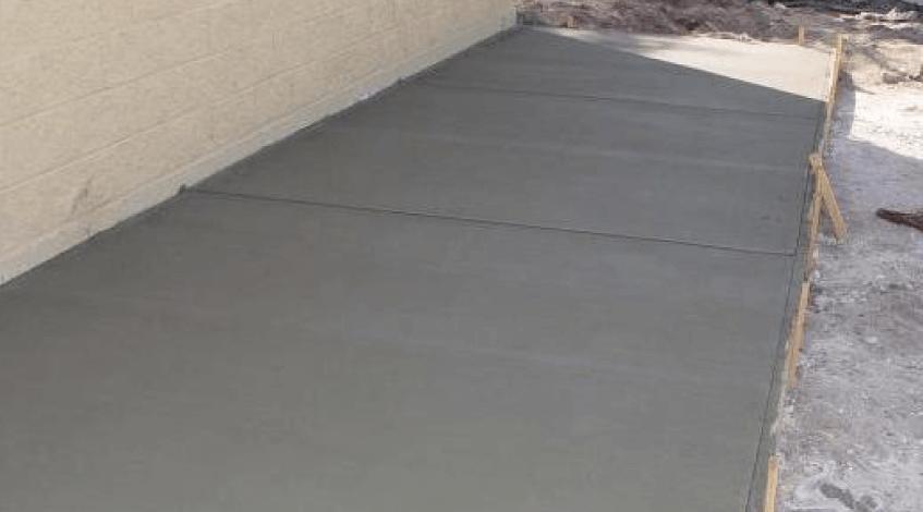 Concrete Roanoke VA 2